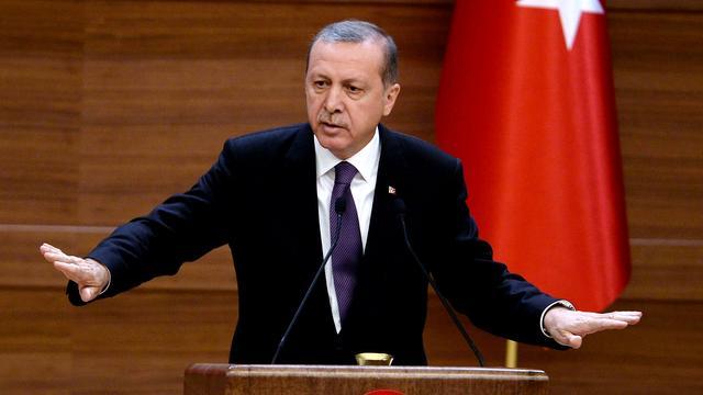 Turkije schaft visum voor EU-burgers af