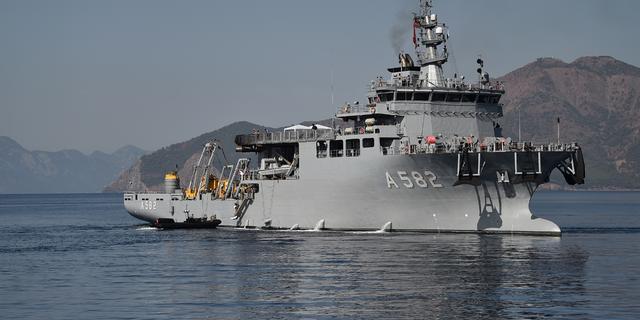 Tien gepensioneerde Turkse admiraals opgepakt na kritische open brief