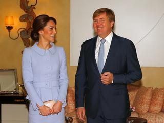 Hertogin van Cambridge brengt ook bezoek aan Mauritshuis