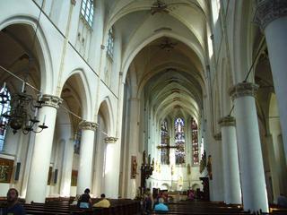Kerk wordt mogelijk bij Museum Catharijneconvent gevoegd