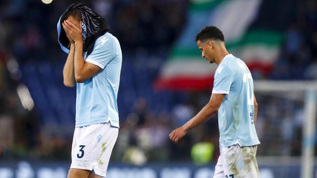 Trainer Lazio neemt De Vrij niets kwalijk na veroorzaken cruciale penalty