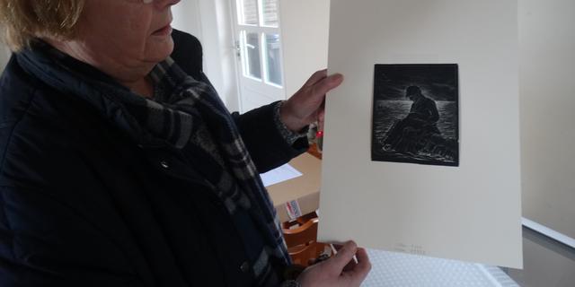Tentoonstelling over de watersnoodramp in De Meestoof