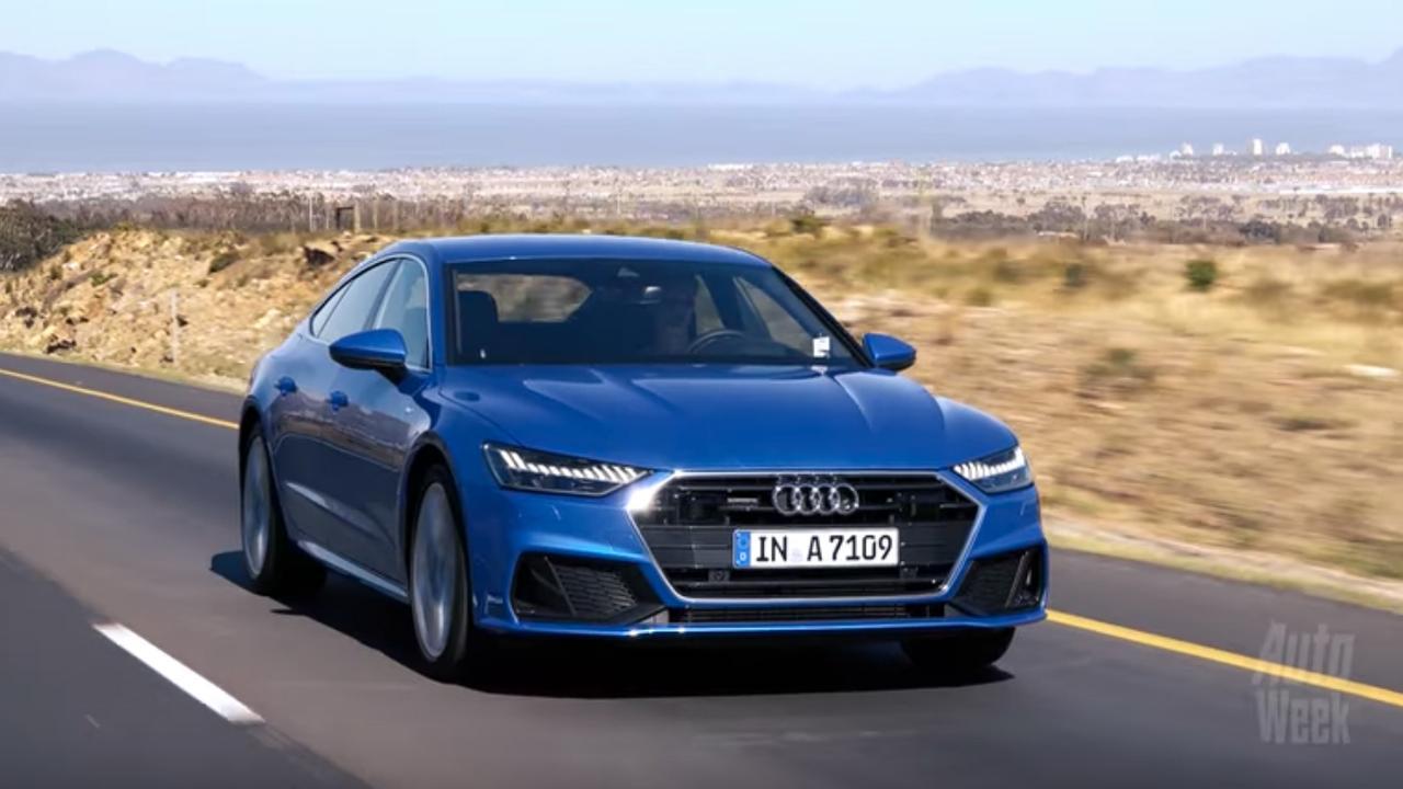 Eerste rijtest: A7 Sportback, de 'nieuwe vaandeldrager' van Audi