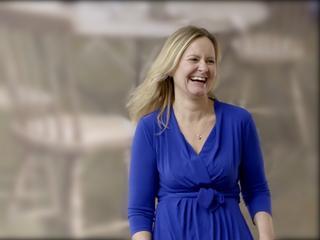 Levenscoach Ina van der Meulen (42) is ongeneeslijk ziek, en leert jou de beste keuzes te maken voor jezelf