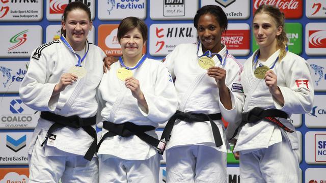 Judoka Polling raakt Europese titel kwijt, brons voor Van Emden