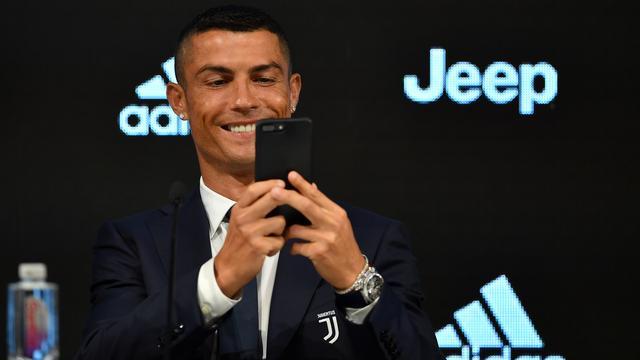 Ronaldo wil stempel drukken op geschiedenis van Juventus