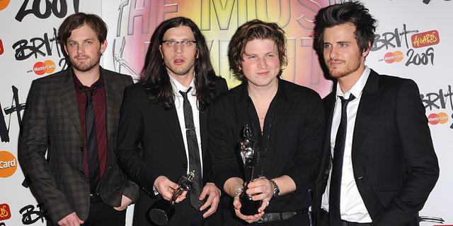 Kings of Leon heeft voor het eerst album opgenomen zonder vechtpartij