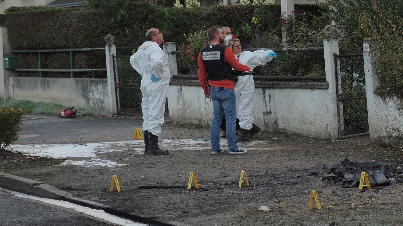 Vijf doden na botsing tussen twee vliegtuigjes boven Frankrijk