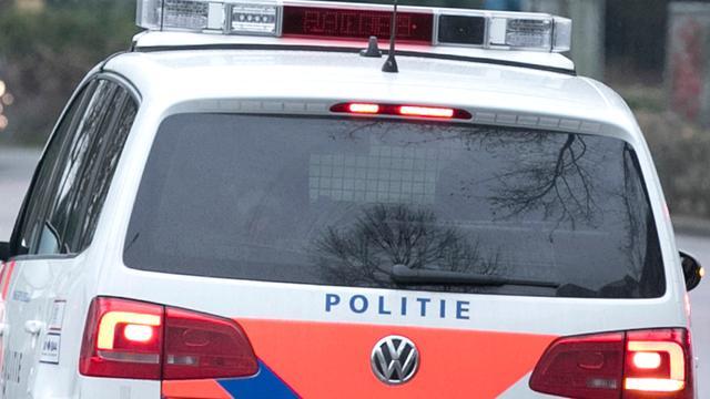 Vijf gewonden door ernstig ongeluk op N209 bij Bergschenhoek.