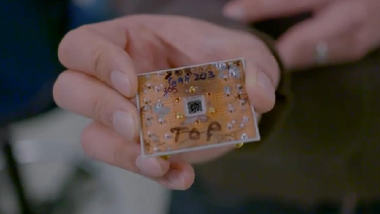 IBM toont kwantumlaboratorium