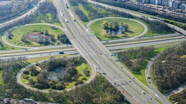 A12 bij Utrecht deels afgesloten wegens onderhoudswerkzaamheden