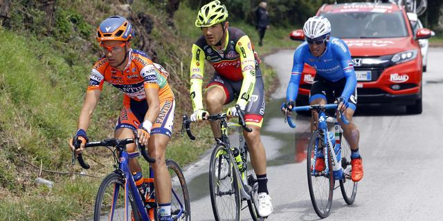 Liveticker Giro: Sterke Dumoulin op slotklim