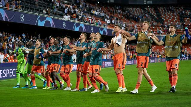 Nederland na sterke Europese week steviger op plek negen coëfficiëntenlijst