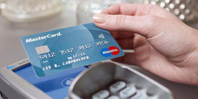 Contactloos betalen kan steeds vaker