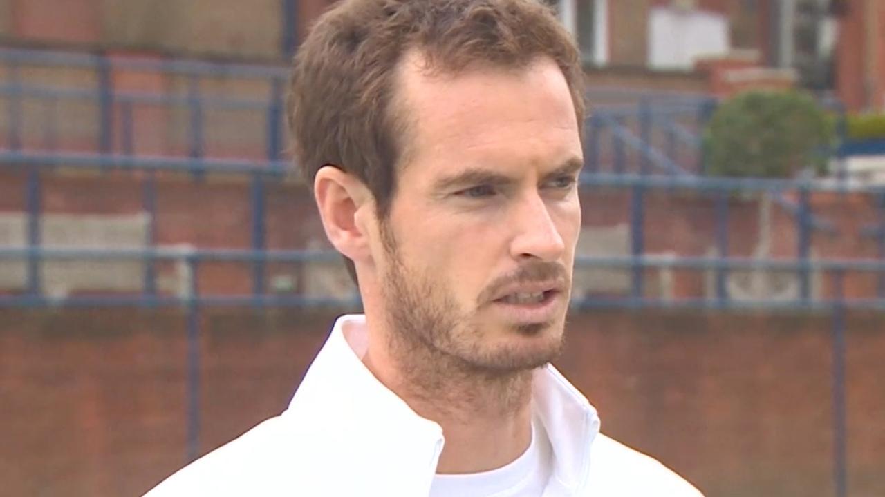 Waarom Murray denkt dat Roland Garros Sharapova mogelijk weigert