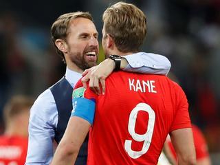 Engelsen na strafschoppen tegen Colombia naar laatste acht WK
