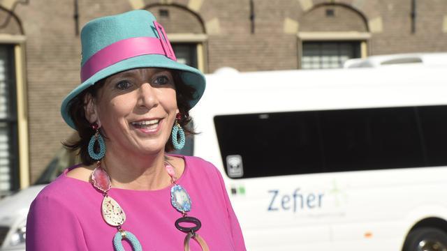 De hoeden én mondkapjes tijdens Prinsjesdag