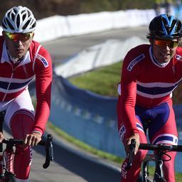 Kristoff belooft dat Noorse renners elkaar niet meer tegenwerken op WK