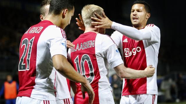 Ajax sluit seizoen af met trip naar China