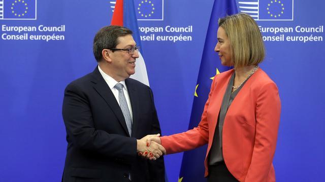 Samenwerking Europese Unie en Cuba kan doorgaan