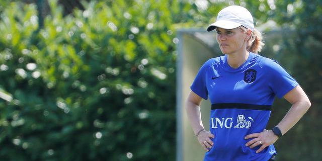 Wiegman heeft groot deel olympische selectie in haar hoofd: 'Harde keuzes'