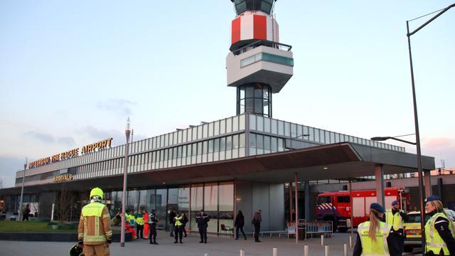 Aantal passagiers Rotterdam The Hague Airport gestegen
