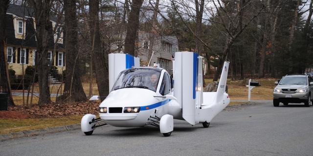 Chinese autofabrikant Geely koopt fabrikant van vliegende auto's
