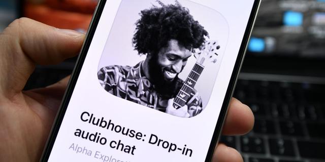 Audiochatapp Clubhouse test functie voor online donaties