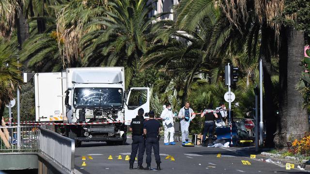 Justitie Frankrijk meldt naam nieuwe verdachte aanslag Nice