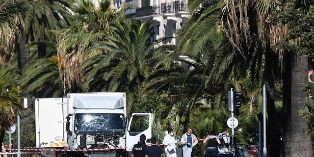Islamitische Staat claimt aanslag op boulevard van Nice