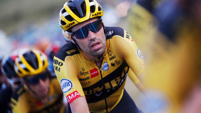 Dumoulin overwoog te stoppen en is trots op zevende plek in Tour de France