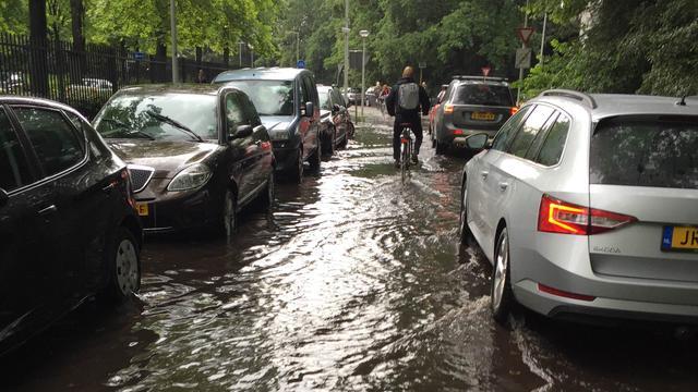 Schade door noodweer Randstad geschat op 20 miljoen euro