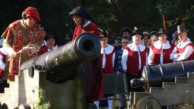 Stichting Tholen 650 jaar laat geschiedenis herleven