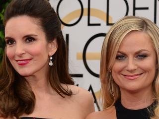 Actrices onderscheiden vanwege hun rol in Saturday Night Live