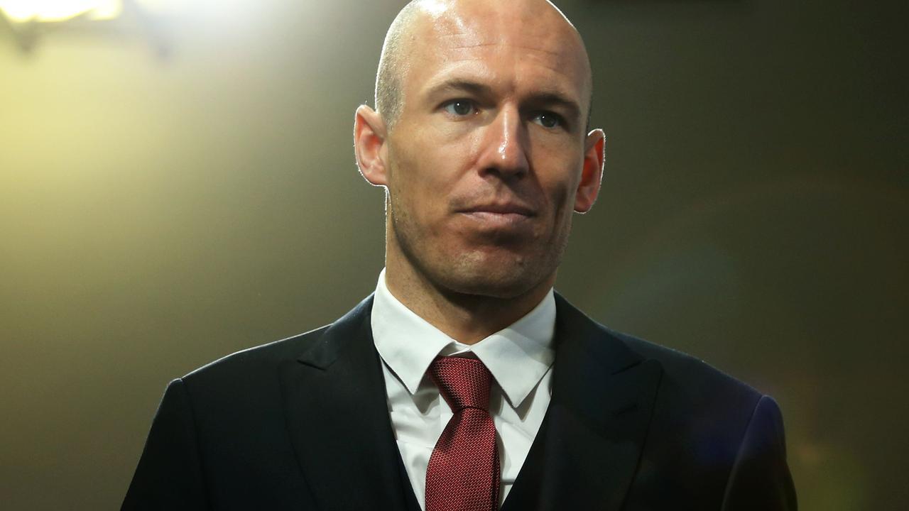 Robben: 'Voor mij persoonlijk was het een klotejaar'