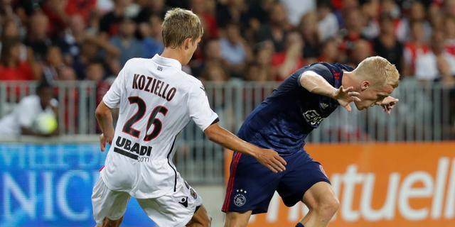 Liveblog CL: Reacties na gelijkspel Ajax in Nice (gesloten)