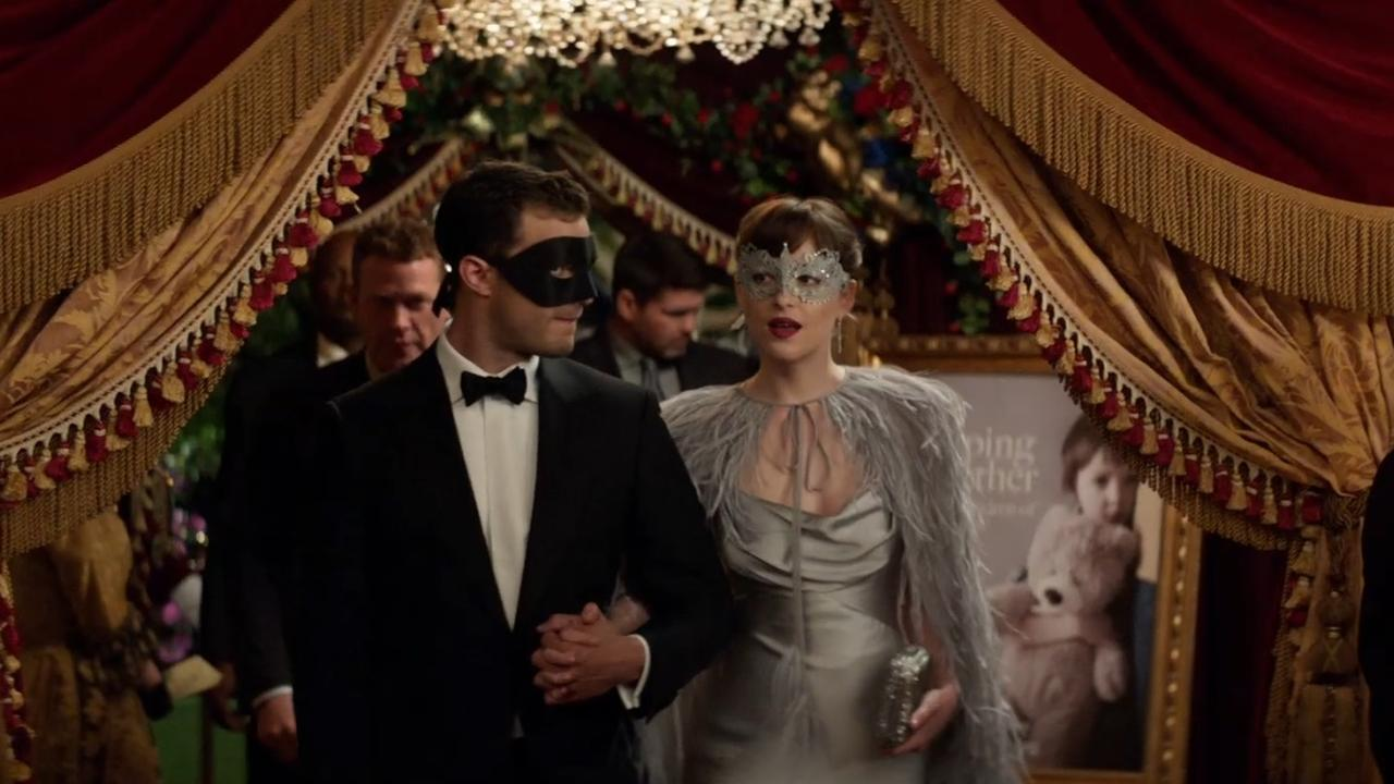 Trailer Fifty Shades Darker