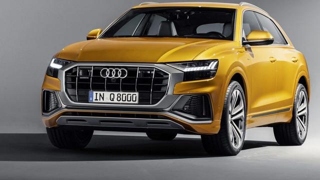 Audi ziet aandeel SUV's in totale verkoop stijgen