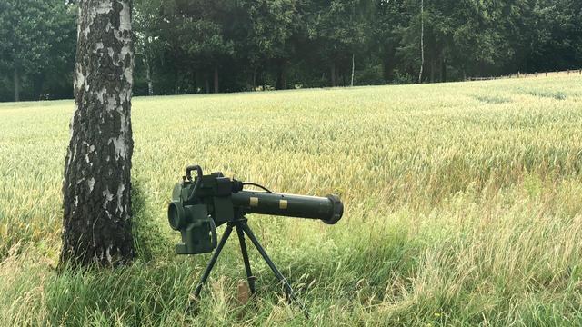 Nederlandse militairen vergeten nepwapen na oefening in Duitsland