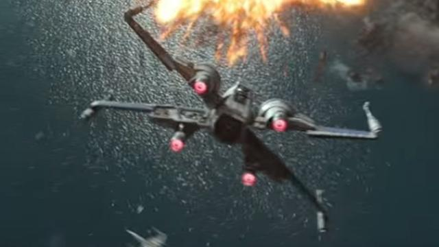 Star Warsfilm The Force Awakens tijdens Spanjaardsgat Festival