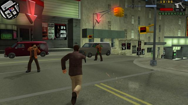 GTA: Liberty City Stories verschenen voor iOS