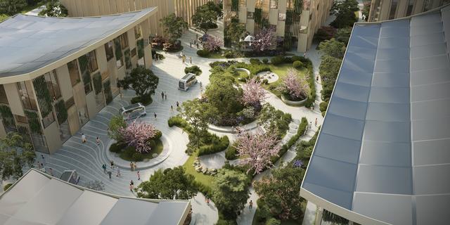 Toyota gaat stad van de toekomst bouwen in Japan