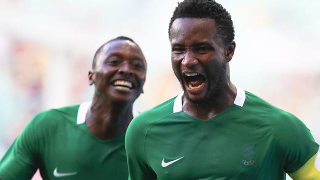 Nigeria plaatst zich als eerste Afrikaanse land voor WK 2018