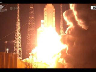 'BepiColombo' bestaat uit twee op elkaar gestapelde satellieten