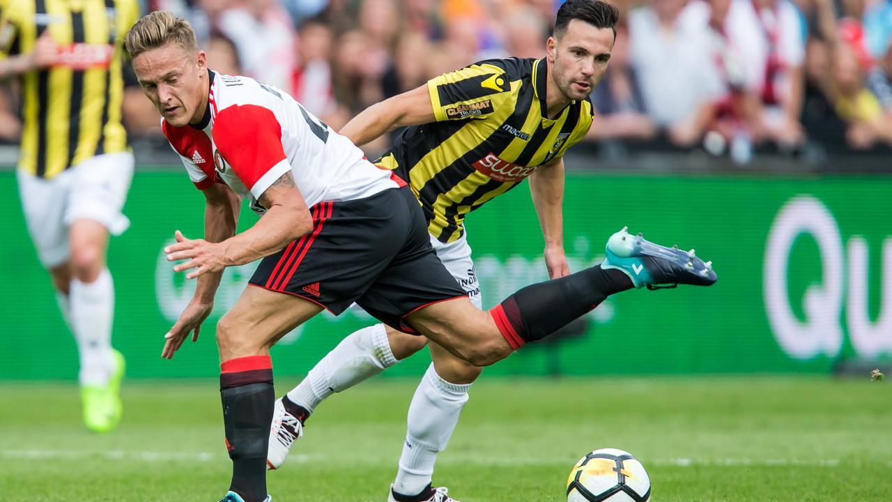 Samenvatting Johan Cruijff Schaal Feyenoord-Vitesse