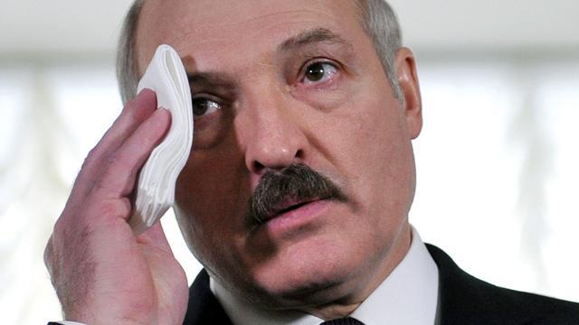 Loekasjenko wint verkiezingen Wit-Rusland volgens exitpolls