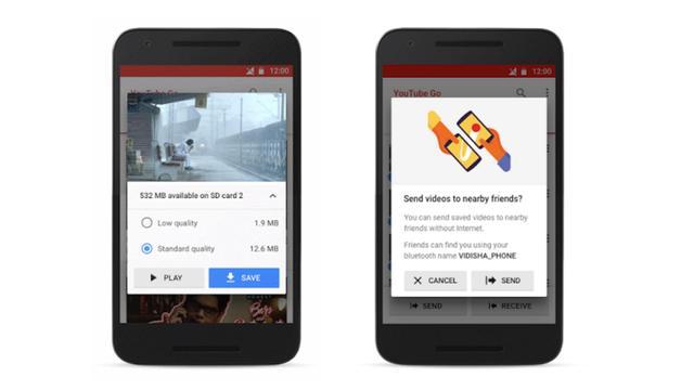 YouTube krijgt databesparende versie van app in India