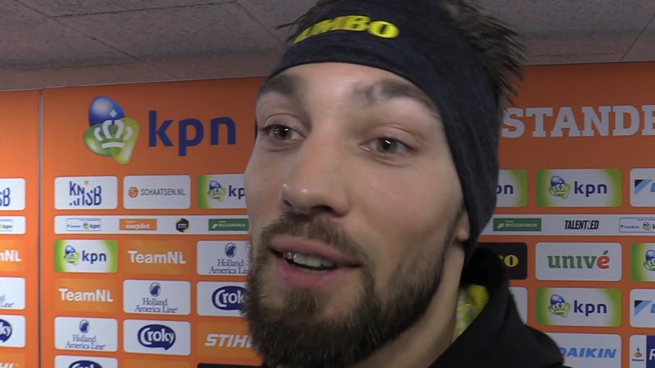 Nuis kijkt uit naar strijd met Kulizhnikov op EK sprint