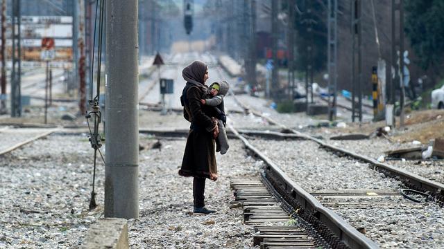 EU verstrekt noodgeld om vluchtelingencrisis aan te pakken