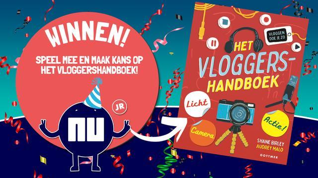 Win Het Vloggershandboek